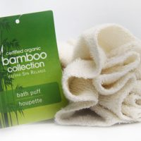 Bamboo Bath Puff