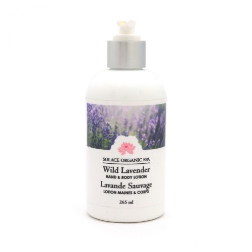 Wild Lavender Hand and Body Lotion