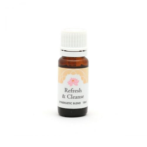 Essential Oil Aromatherapy Blend ~ Refresh & Cleanse