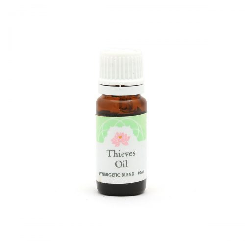 Essential Oil Aromatherapy Blend ~ Thieves Oil