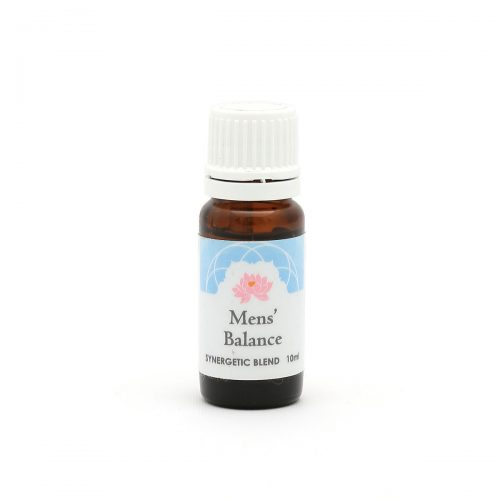 Essential Oil Aromatherapy Blend ~ Men's Balance Blend