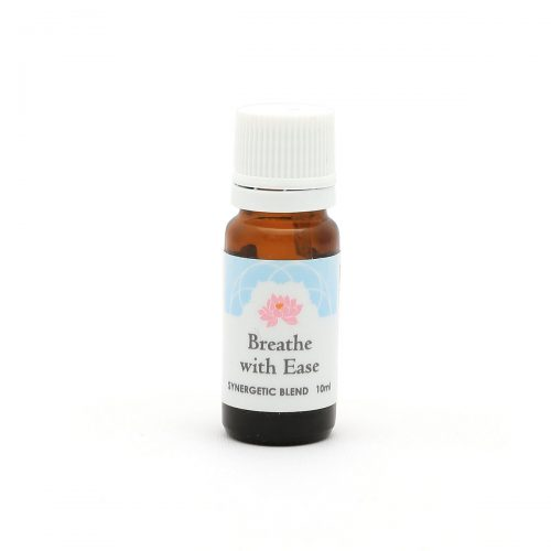 Essential Oil Aromatherapy Blend ~ Breathe With Ease