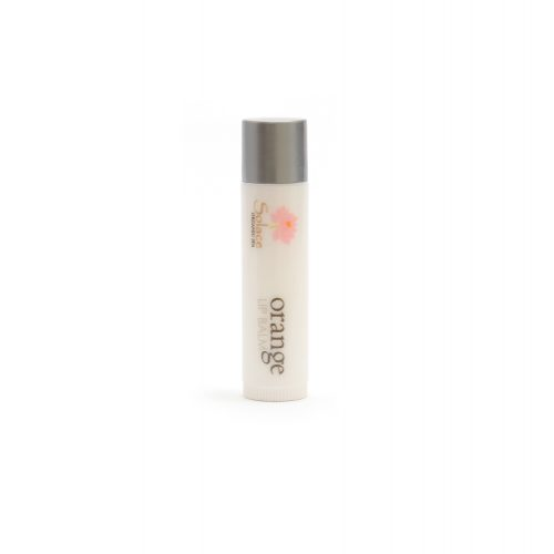 Natural Lip Balm – Orange