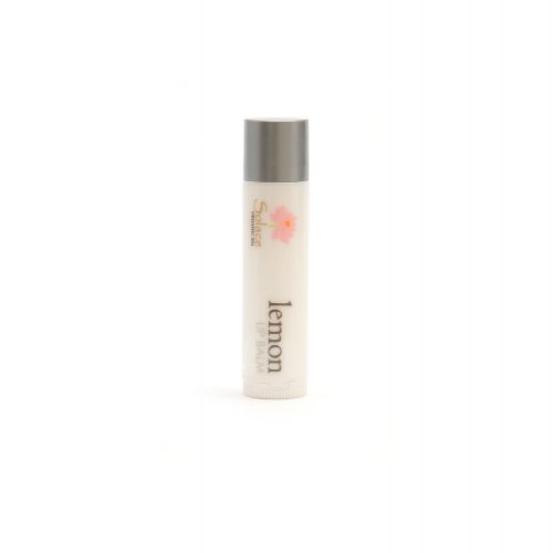 Natural Lip Balm – Lemon